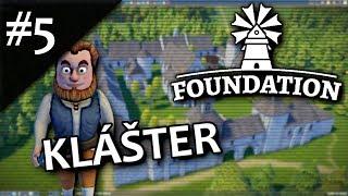Dr.Z hraje... Foundation CZ - 05 - Klášter