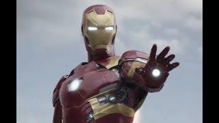 Captain America Civil War - Airport Fight Scene Part-1 (Tamil)