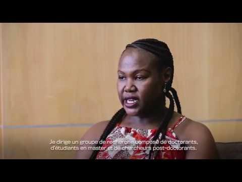 Patience Mthunzi-Kufa: from Soweto to Scotland and back again / de Soweto à l'Ecosse, et de retour