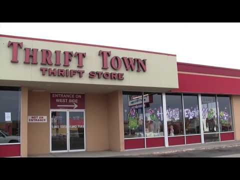 Thrift Town Adventure - Albuquerque Thrift Stores