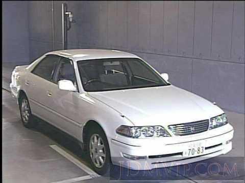 2000 TOYOTA MARK II GX100
