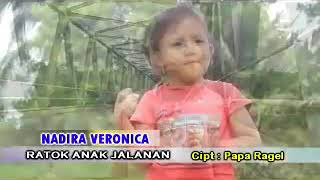 Ratok Anak Jalanan|Lagu minang Sedih|Nadira Veronika