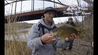 Download Video John Day River Early Spring Small Mouth Bass With COFR MP3 3GP MP4