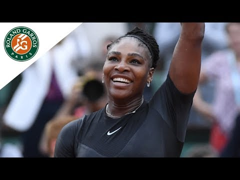 Serena Williams vs Ashleigh Barty - Round 2 Highlights I Roland-Garros 2018