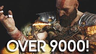 GOD OF WAR 4 IS OVER 9000! Walkthrough Part 27 - GOD OF WAR GAMEPLAY!! (PS4 PRO 60FPS)