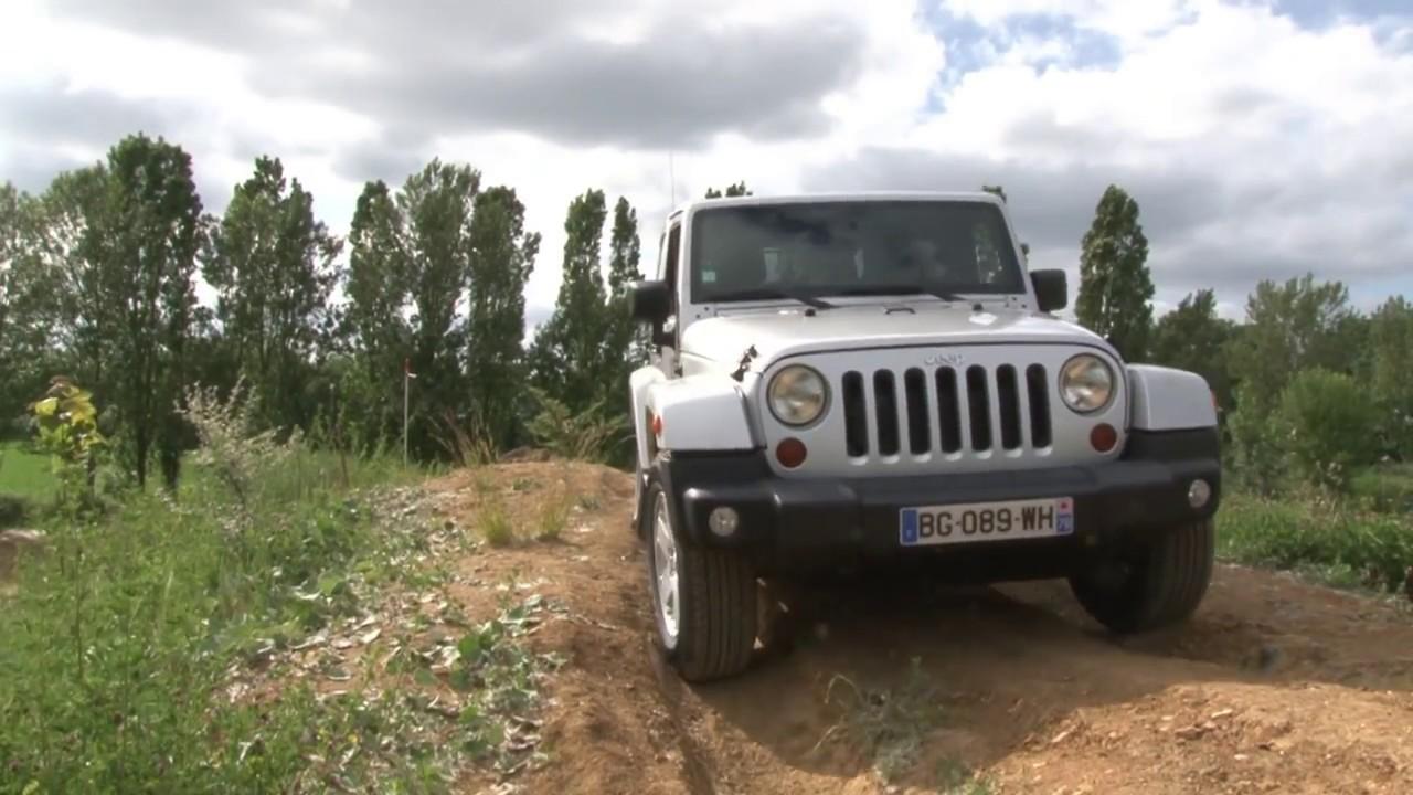 Jeep Wrangler Sahara 28l Crd Start Stop