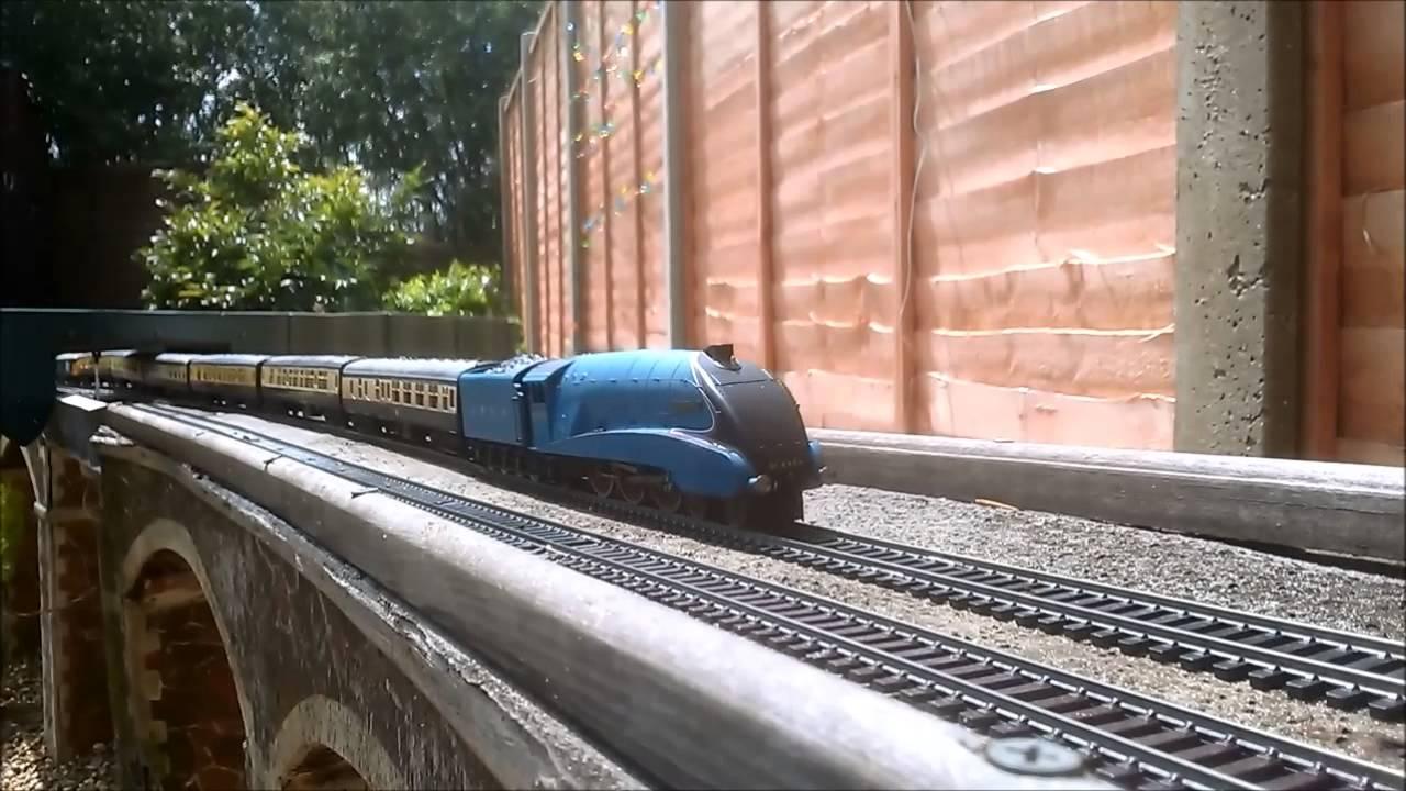00 Garden Railway Dcc Spensley Junction Part No 5