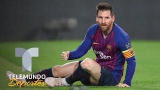 Estudio revela que el jugador más parecido a Messi es su próximo rival | Telemundo Deportes