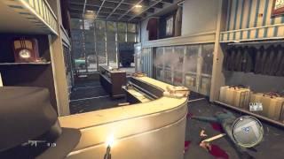 Mafia 2 Demo - PhysX Off vs PhysX On Comparison- 720p [HD]