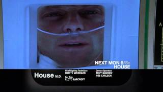 Доктор Хаус. 8 сезон. 5 эпизод. Промо на русском
