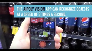 Aipoly Vision App