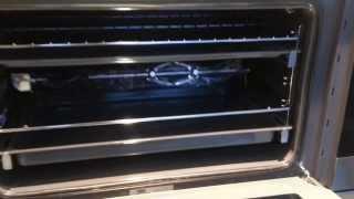 BPO90IX - Video BORETTI inbouw oven 90 cm. | De Schouw Witgoed