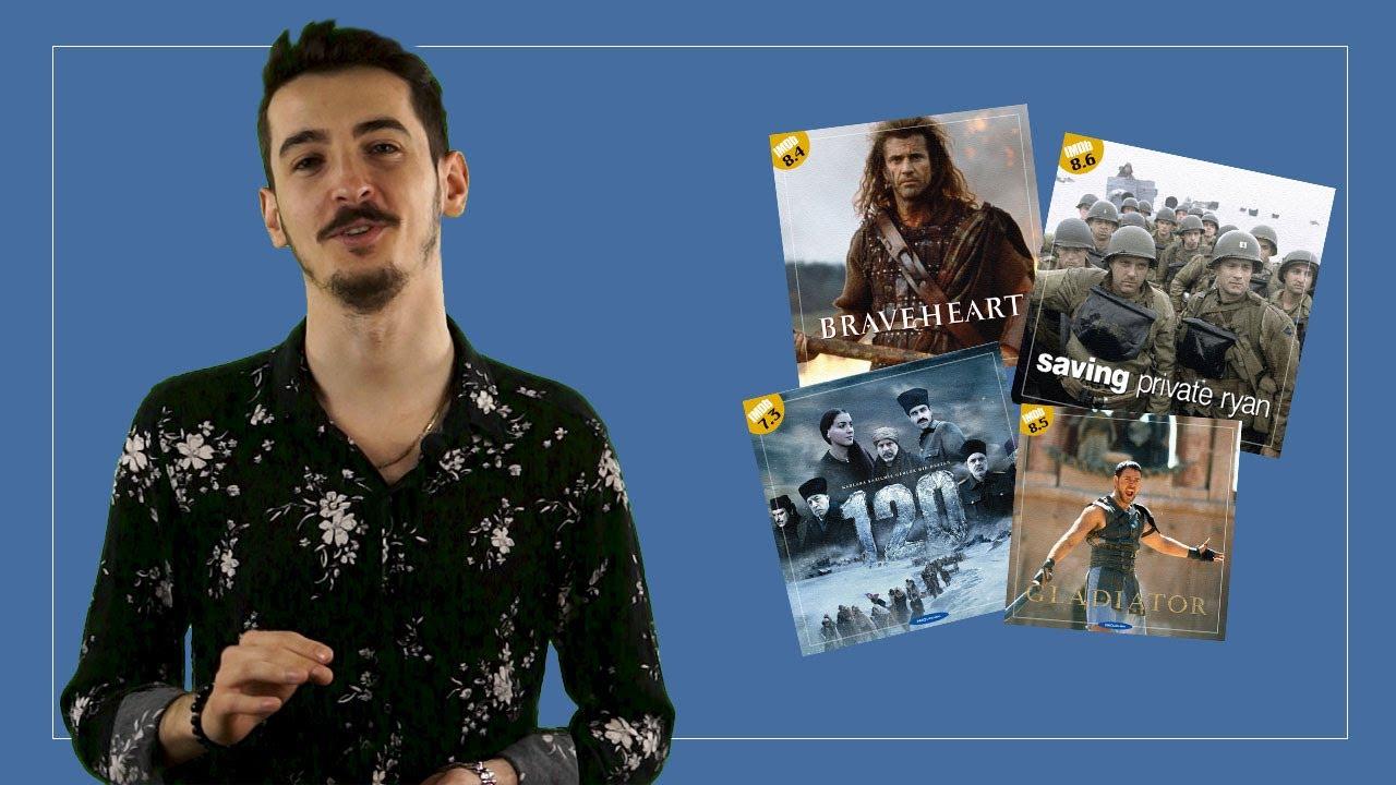 Tarihin İzleri Bulunan En İyi Savaş Filmleri ve Öneri Listesi!