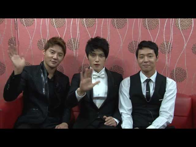 JYJ's Message to European Fans (1st choose your language) by Asian Club Spain