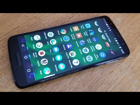 How To Split Screen On Moto G6 / Moto G6 Plus - Fliptroniks com