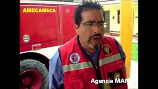 En Amecameca estudian agua del deshielo del  Popocatépetl