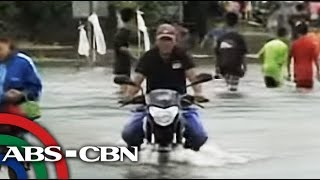 Bandila: Parts of Baguio still under water