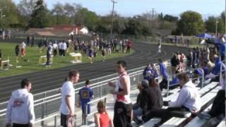 4:46 Mile run / high school