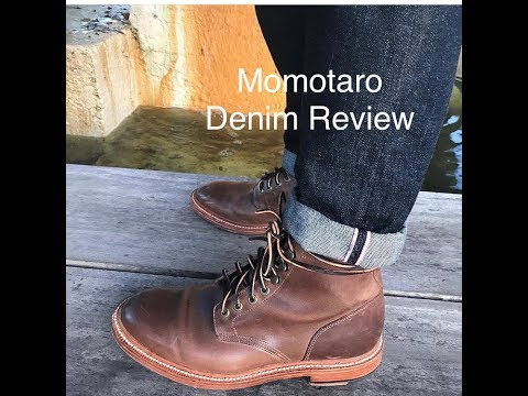 Momotaro Denim Review