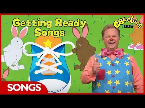 CBeebies   Something Special   Mr Tumble's Getting Ready Songs