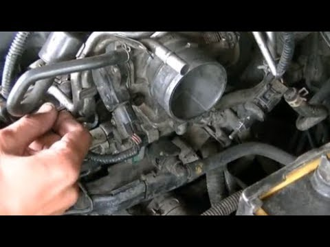 How to replace  calibrate your throttle position senso