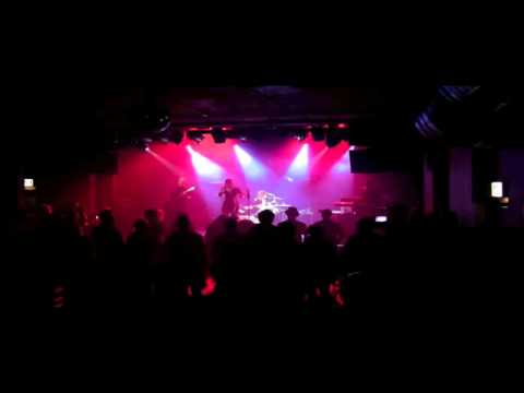 EYCROMON Konzert In Augsburg:Kantine Am 6 12 2014
