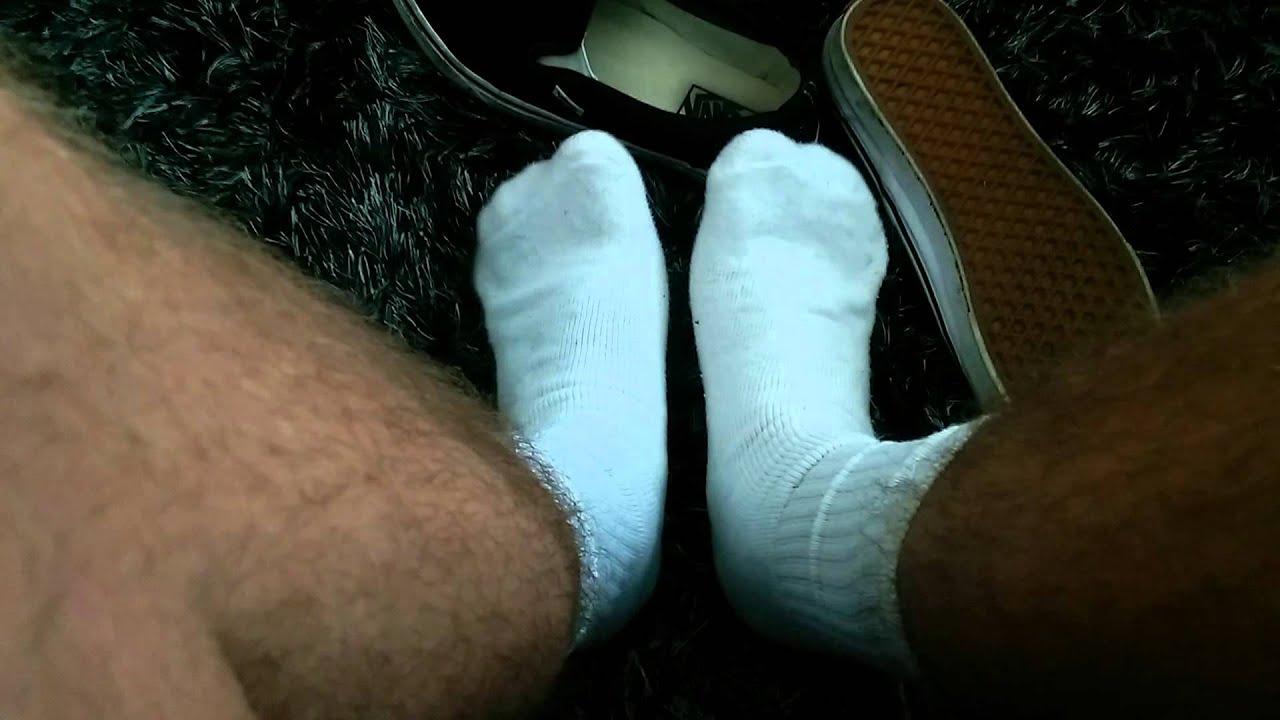 vans slip on with socks