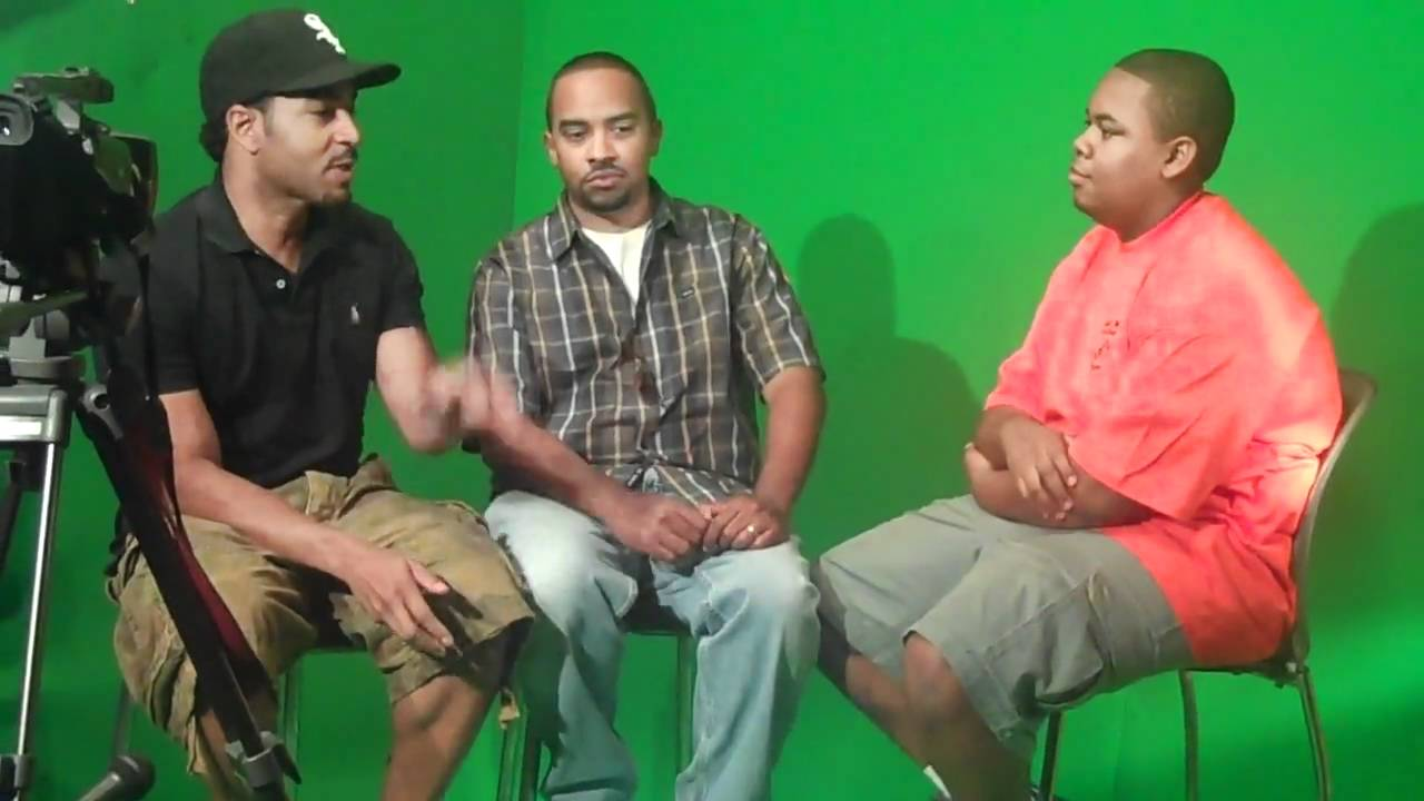Lottery Ticket Director Erik White And Writer Abdul Interview At Boys S Club