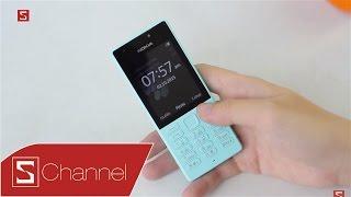 """Schannel - Mở hộp Nokia 216: """"Cục gạch"""" cuối cùng do Nokia và Microsoft sản xuất, giá 819k"""