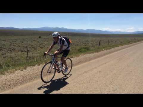 Cycling Colorado High Country