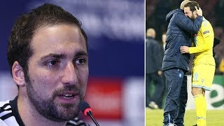 The tragic reason why Higuain almost stopped playing football - Oh My Goal