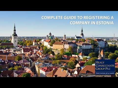 Estonia Business Registration Guide