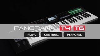Nektar Panorama T4/T6 MIDI Controller Keyboards