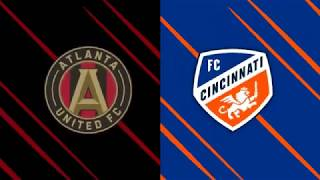 Highlights: Atlanta United vs Cincinnati | March 7, 2020