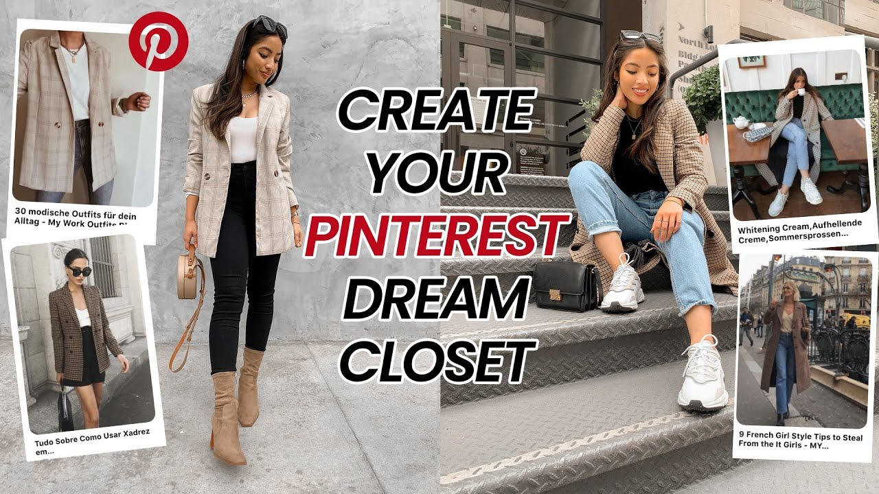 How to Build the Perfect Classic Pinterest Wardrobe for Fall & Winter 2020