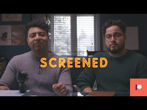 Announcement - The Screened Patreon Page