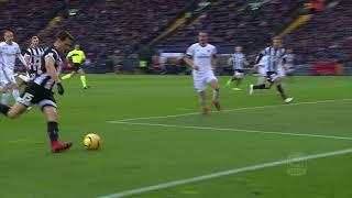 L autogol di Donnarumma - Udinese - Milan 1-1 - Giornata 23 - Serie A TIM 201718