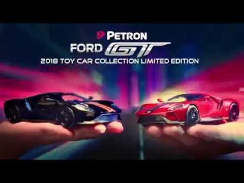 Petron Ford Gt Toy Car 2018 Youtube