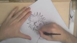 drawing jugo naruto