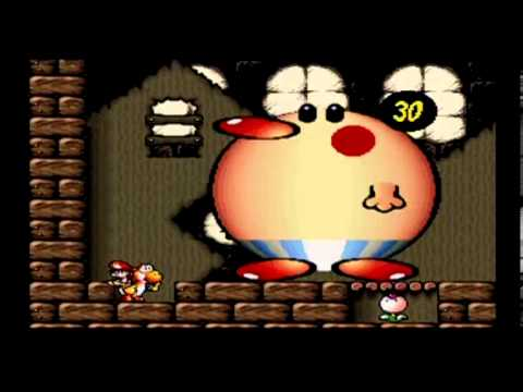 Super Mario World 2: Yoshi's Island Playthrough Part 1