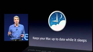 os x mountain lion power nap introduction