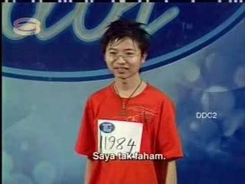 Malaysian Idol - Tong Hua