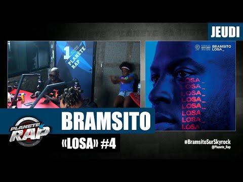 Youtube: Planète Rap – Bramsito«Losa» avec Naza & Fally Ipupa #Jeudi