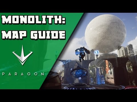 Monolith Basic Guide Paragon ALL FEATURES Gameplay Inclusive