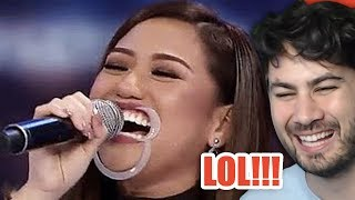 Ggv: Pangarap Ko Ang Ibigin Ka Challenge By Morissette Reaction