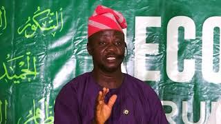 Nigeria Eastern Region Jalsa Tarbiyyah 2019
