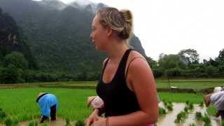 Backpacking in Laos