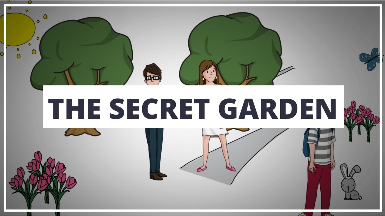 the secret garden by frances hodgson burnett animated book summary - The Secret Garden Summary
