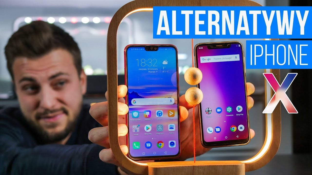 TANIE ALTERNATYWY IPHONE X ???? TOP 5
