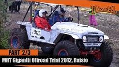 MRT Gigantti Offroad Trial 2012, Raisio Finland, 2/3